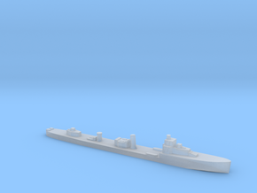 HMS Velox LR Escort 1:1800 WW2 in Smoothest Fine Detail Plastic