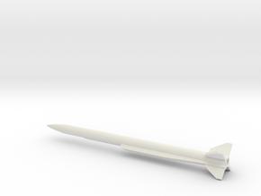 MBDA Meteor Missile 1/48 in White Natural Versatile Plastic