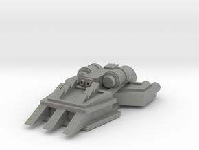 Ram Ship - Concept A  in Gray Professional Plastic