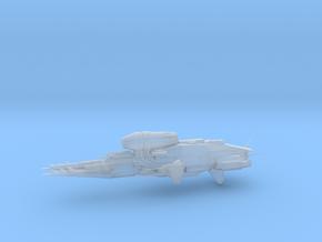 Alternative Kruiser - Concept D  in Smooth Fine Detail Plastic