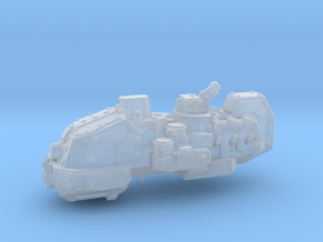 ! - Heavy Kruiser - Concept A  in Smooth Fine Detail Plastic