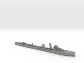 HMS Wessex 1:2400 WW2 naval destroyer in Gray PA12