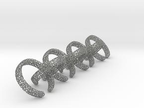 chainr 8 voronoi in Gray Professional Plastic