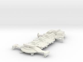 Galleathe Explorer Class in White Natural Versatile Plastic