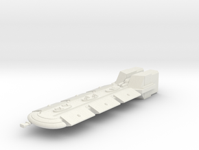 Larshi Hero Class - Concept A in White Natural Versatile Plastic