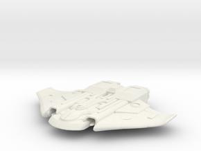 Escort - Concept B  in White Natural Versatile Plastic