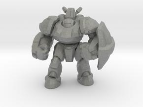 Starcraft 1/60 Terran Marauder Armored Soldier in Gray Professional Plastic