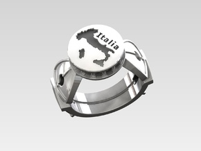 Anello Italia in Antique Silver: 11.75 / 65.875