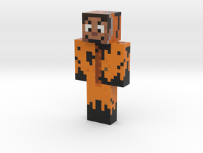 hijackerhopper | Minecraft toy in Natural Full Color Sandstone