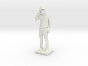 Printle C Homme 1605 - 1/24 in White Natural Versatile Plastic