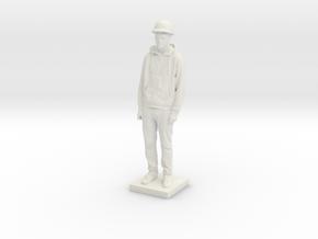 Printle C Homme 1596 - 1/24 in White Natural Versatile Plastic