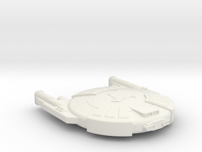 3125 Scale Andromedan Cobra Destroyer SRZ in White Natural Versatile Plastic