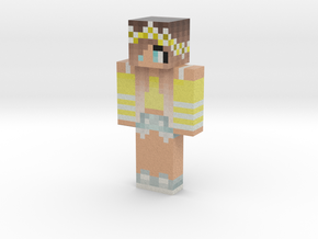 Siscraft | Minecraft toy in Natural Full Color Sandstone