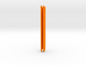 C&C35 Mk3 ref# pg407A (Slot: 175mm x 12mm) in Orange Processed Versatile Plastic