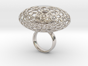 Fratellino - Bjou Designs in Rhodium Plated Brass