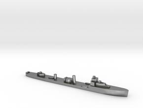 HMS Velox LR Escort 1:3000 WW2 in Natural Silver