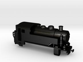 FCL353 in H0 in Matte Black Steel