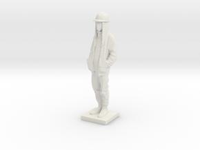 Printle C Homme 1589 - 1/24 in White Natural Versatile Plastic