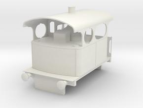 b-32-cockerill-type-IV-loco in White Natural Versatile Plastic