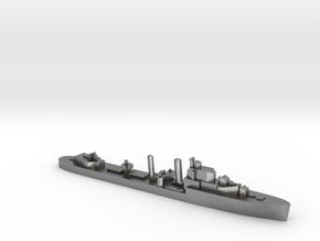 HMS Intrepid destroyer 1:1200 WW2 in Natural Silver
