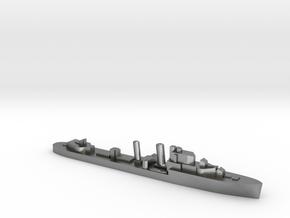 HMS Intrepid destroyer 1:2400 WW2 in Natural Silver