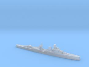 Luigi Cadorna light cruiser 1:1800 WW2 in Smoothest Fine Detail Plastic