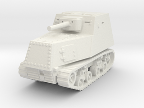 KhTZ 16 Tank 1/100 in White Natural Versatile Plastic
