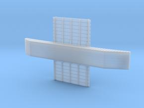 N PONTOON BOAT DEPLOYED in Smoothest Fine Detail Plastic