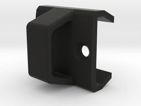Picatinny Sling Mount in Black Natural Versatile Plastic