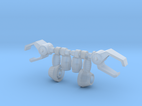 Deadeye Articulated Arms in Smooth Fine Detail Plastic