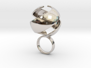 Twosto - Bjou Designs in Rhodium Plated Brass