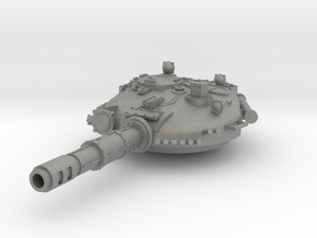 28mm T-72 style turret in Gray PA12