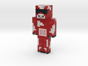 Spocket123   Minecraft toy in Natural Full Color Sandstone