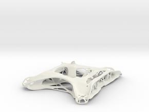 FPV Drone Chassis 3 in White Natural Versatile Plastic