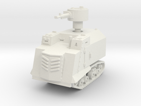 NI Odessa 2 Tank 1/100 in White Natural Versatile Plastic
