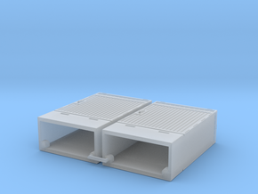 1:50 Kabelverteilerkasten in Smooth Fine Detail Plastic