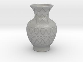 Vase_09 in Aluminum