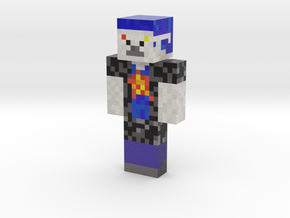 JgarGaming | Minecraft toy in Natural Full Color Sandstone