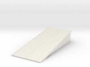 perron zuidwolde schuin 87 in White Natural Versatile Plastic