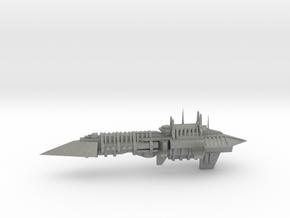 Chaos Renegade Escort Ship - 6 in Gray PA12