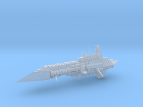 Chaos Renegade Escort Ship - 2 in Smooth Fine Detail Plastic