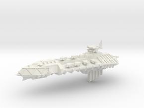 Chaos Cruiser Concept - F  in White Natural Versatile Plastic