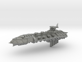 Chaos Cruiser Concept - F  in Gray PA12