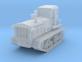 STZ 3 Tractor 1/160 in Smooth Fine Detail Plastic
