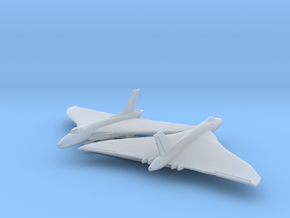Vulcan with Gear x2 (FUD) in Smooth Fine Detail Plastic: 1:600
