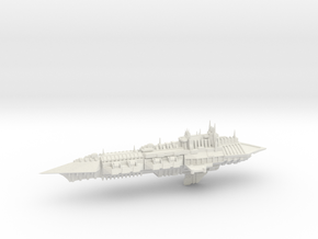 Chaos Cruiser Imperial Renegade - 1 in White Natural Versatile Plastic