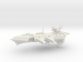 Styx Cruiser Class in White Natural Versatile Plastic
