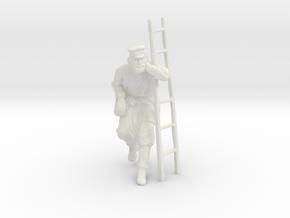 Printle C Homme 1576 - 1/24 - wob in White Natural Versatile Plastic