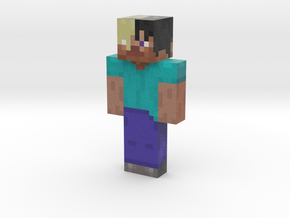 FredBoBo | Minecraft toy in Natural Full Color Sandstone