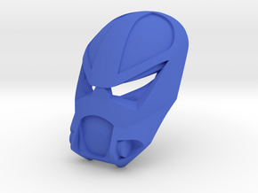 Kanohi Vaamaku - Mask of Psychometry in Blue Processed Versatile Plastic